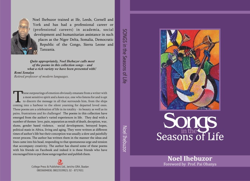 Songs in the seasons of life